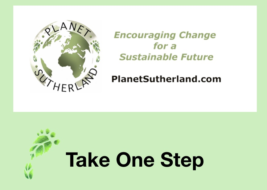 Planet Sutherland Take One Step Movie