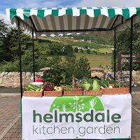 helmsdale kitchen garden